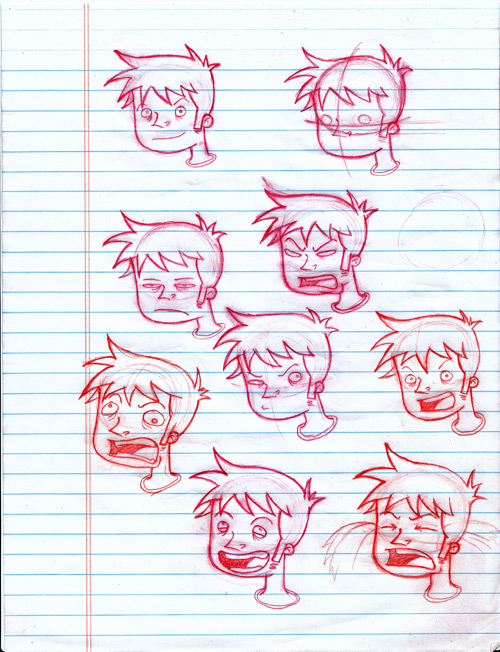 Dylan Expression sheet
