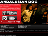 Andalusian Dog Website